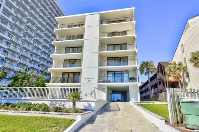 5513 N Ocean Blvd. 4-S, Myrtle Beach, SC 29577 (MLS #1825090) :: James W. Smith Real Estate Co.