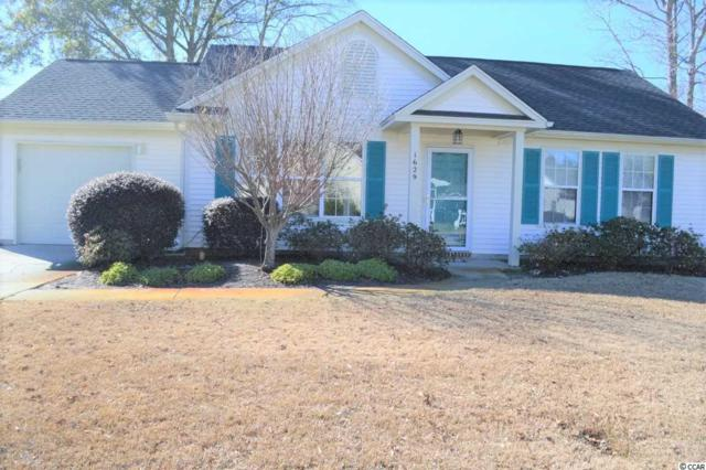 1629 Wood Thrush Dr., Murrells Inlet, SC 29576 (MLS #1825126) :: James W. Smith Real Estate Co.