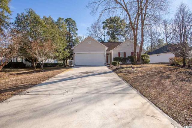 1431 Tradition Club Dr., Pawleys Island, SC 29585 (MLS #1825281) :: The Lachicotte Company