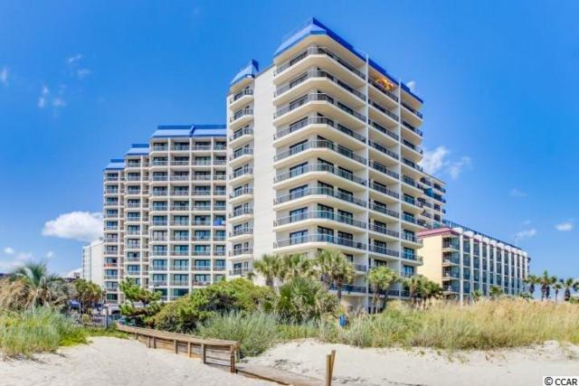 200 N 76th Ave. N #1007, Myrtle Beach, SC 29572 (MLS #1900022) :: James W. Smith Real Estate Co.