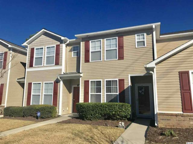 100 Olde Towne Way #5, Myrtle Beach, SC 29588 (MLS #1900079) :: James W. Smith Real Estate Co.