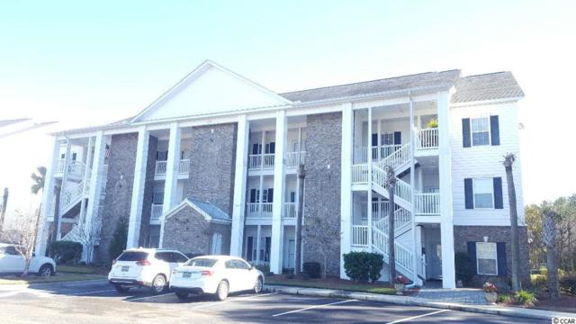 100 Birch N Coppice Dr. #11, Myrtle Beach, SC 29575 (MLS #1900128) :: The Hoffman Group