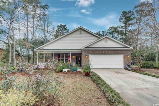 462 Tyson Dr., Pawleys Island, SC 29585 (MLS #1900226) :: Right Find Homes