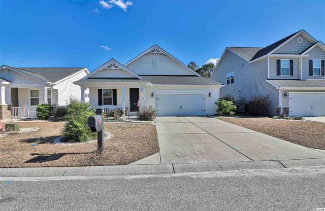 3752 White Wing Circle, Myrtle Beach, SC 29579 (MLS #1900236) :: The Trembley Group