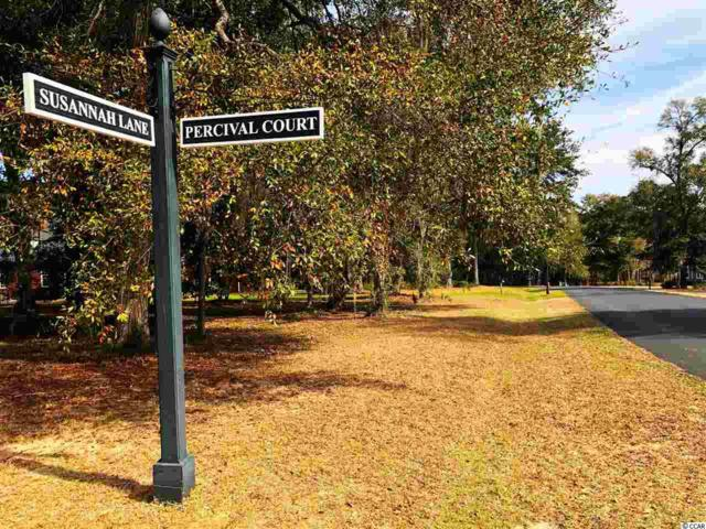 24 Percival Ct., Pawleys Island, SC 29585 (MLS #1900442) :: The Litchfield Company