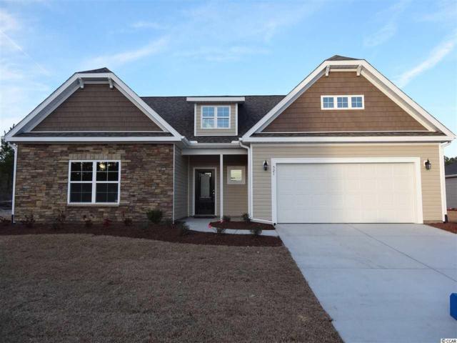 521 Hillsborough Dr., Conway, SC 29526 (MLS #1900493) :: James W. Smith Real Estate Co.