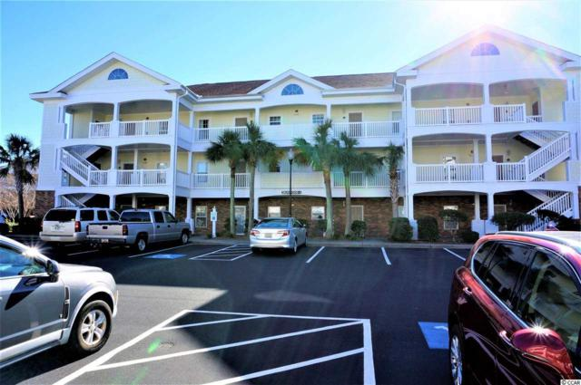 5801 Oyster Catcher Dr. #421, North Myrtle Beach, SC 29582 (MLS #1900505) :: James W. Smith Real Estate Co.
