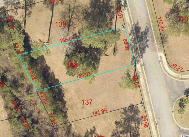 Lot 138 Oaklawn Rd., Georgetown, SC 29440 (MLS #1900556) :: The Lachicotte Company