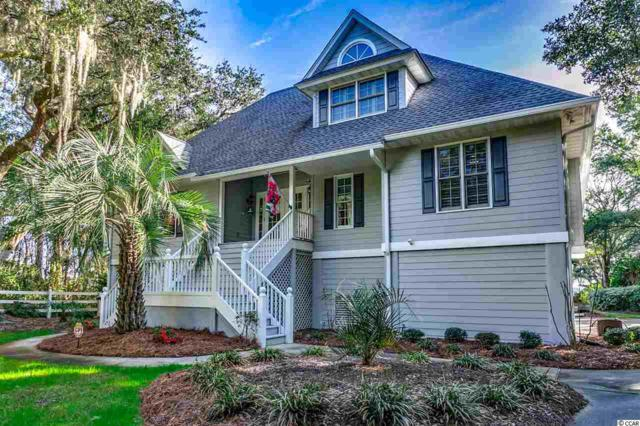 102 Inlet View Ln., Pawleys Island, SC 29585 (MLS #1900625) :: The Hoffman Group