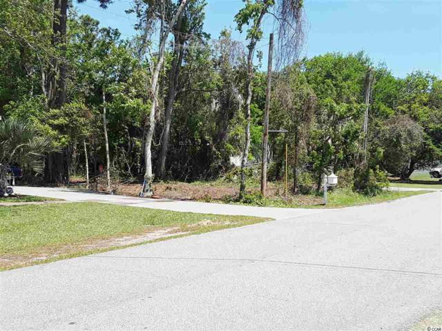 Lot 4 N 1st Ave. N, Surfside Beach, SC 29575 (MLS #1900974) :: Jerry Pinkas Real Estate Experts, Inc
