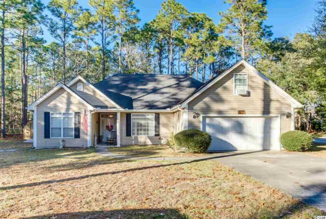 130 Greenfield Rd., Pawleys Island, SC 29585 (MLS #1901261) :: James W. Smith Real Estate Co.