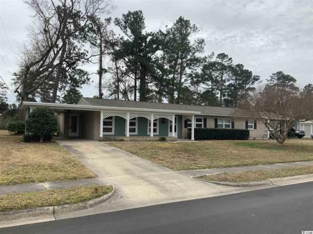 662 Mallard Lake Dr. #662, Myrtle Beach, SC 29577 (MLS #1901344) :: James W. Smith Real Estate Co.