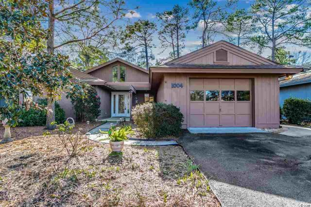 1004 Cedarwood Circle, Myrtle Beach, SC 29572 (MLS #1901416) :: James W. Smith Real Estate Co.