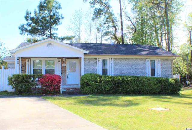 805 Geddings Dr., Myrtle Beach, SC 29588 (MLS #1901534) :: The Hoffman Group