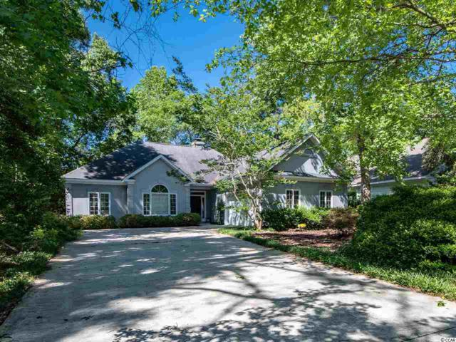 70 Redwing Ct., Pawleys Island, SC 29585 (MLS #1901575) :: The Hoffman Group