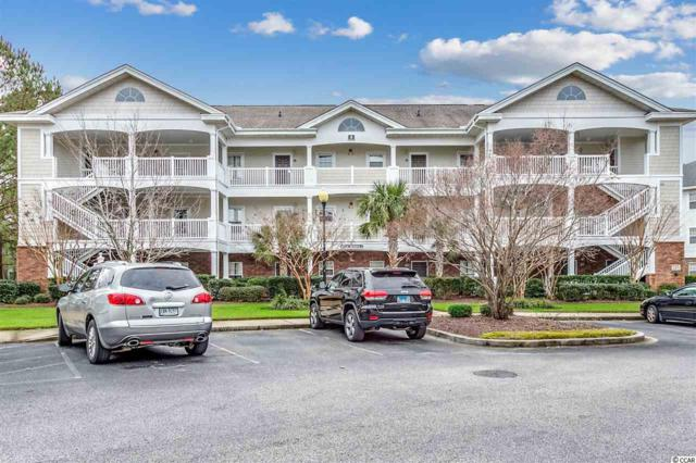 5825 Catalina Dr. #832, North Myrtle Beach, SC 29582 (MLS #1901651) :: The Hoffman Group