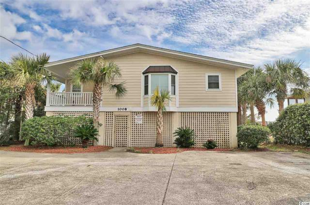 1008 Parker Dr., Pawleys Island, SC 29585 (MLS #1901663) :: Myrtle Beach Rental Connections
