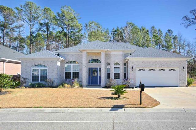 321 Waterfall Circle, Little River, SC 29566 (MLS #1901822) :: The Litchfield Company
