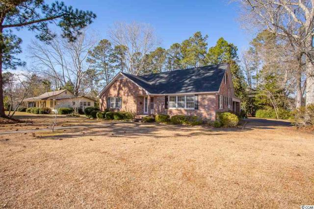 111 E Bell St., Tabor City, NC 28463 (MLS #1901841) :: The Hoffman Group