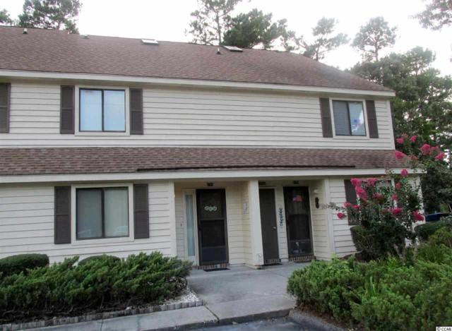 510 Fairwood Lakes Dr. 20R, Myrtle Beach, SC 29588 (MLS #1901989) :: Garden City Realty, Inc.