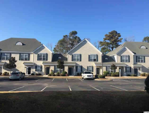 130 Scotchbroom Dr. H-108, Little River, SC 29566 (MLS #1902232) :: The Lachicotte Company