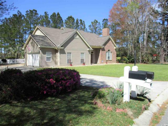 1865 Southwood Dr., Surfside Beach, SC 29575 (MLS #1902387) :: The Litchfield Company