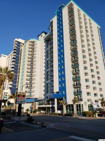 504 N Ocean Blvd. #1611, Myrtle Beach, SC 29577 (MLS #1902478) :: James W. Smith Real Estate Co.