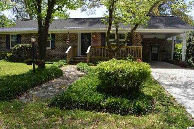 323 Pine St. S, Murrells Inlet, SC 29576 (MLS #1902540) :: The Hoffman Group