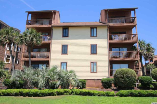 5507 N Ocean Blvd. #101, Myrtle Beach, SC 29577 (MLS #1902553) :: James W. Smith Real Estate Co.