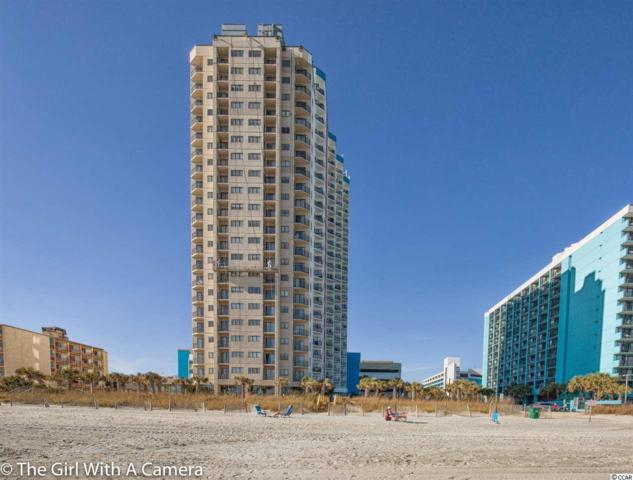 1605 S Ocean Blvd. #401, Myrtle Beach, SC 29577 (MLS #1902578) :: The Greg Sisson Team with RE/MAX First Choice