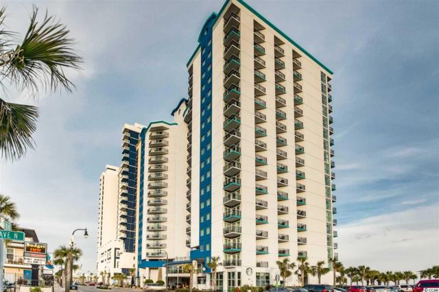 504 N Ocean Blvd. #1203, Myrtle Beach, SC 29577 (MLS #1902975) :: The Hoffman Group