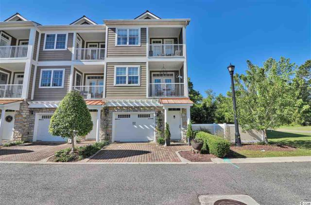 122 Oyster Bay Dr. #106, Murrells Inlet, SC 29576 (MLS #1903078) :: The Trembley Group