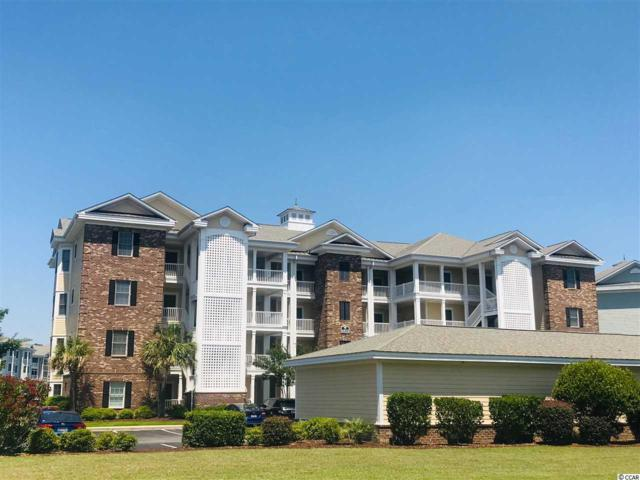 4825 Luster Leaf Circle #201, Myrtle Beach, SC 29577 (MLS #1903329) :: The Litchfield Company