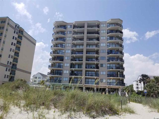 2501 S Ocean Blvd. #608, North Myrtle Beach, SC 29582 (MLS #1903452) :: Garden City Realty, Inc.