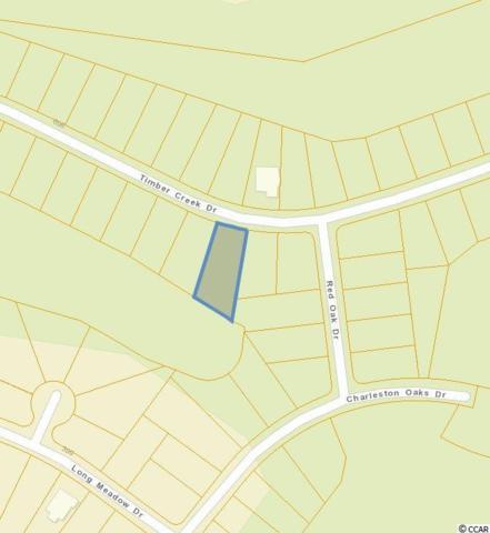604 Timber Creek Dr., Loris, SC 29569 (MLS #1903598) :: The Hoffman Group