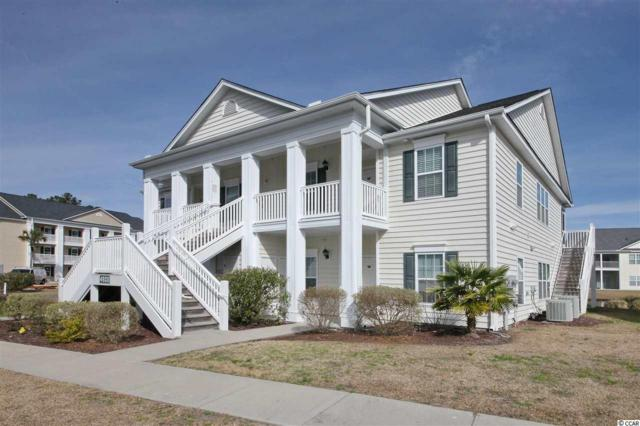 4928 Pond Shoals Ct. #102, Myrtle Beach, SC 29579 (MLS #1903609) :: Jerry Pinkas Real Estate Experts, Inc