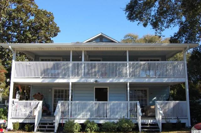 302 S 33rd Ave. N #4, North Myrtle Beach, SC 29582 (MLS #1903873) :: The Litchfield Company