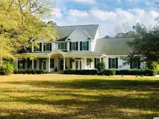 675 Beaumont Dr., Pawleys Island, SC 29585 (MLS #1903972) :: The Litchfield Company