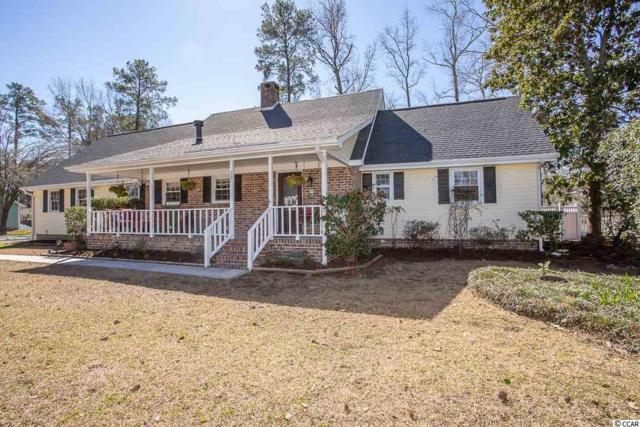 301 Country Club Dr., Conway, SC 29526 (MLS #1904451) :: The Hoffman Group