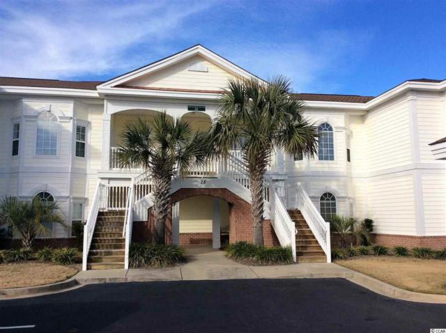 28 Tern Pl. #102, Pawleys Island, SC 29585 (MLS #1904469) :: Garden City Realty, Inc.