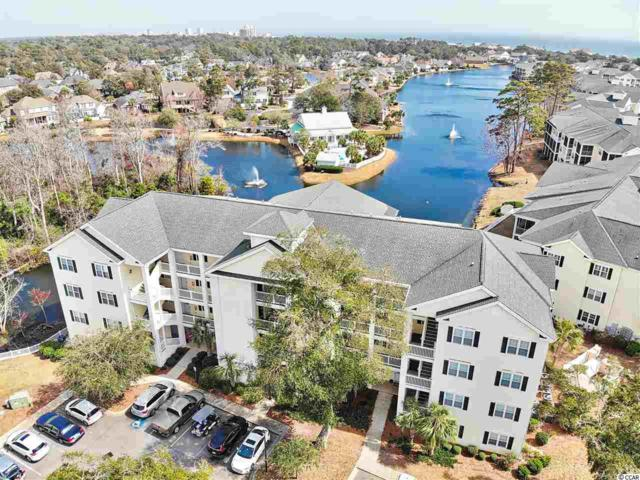601 N Hillside Dr. #3946, North Myrtle Beach, SC 29582 (MLS #1904853) :: The Litchfield Company