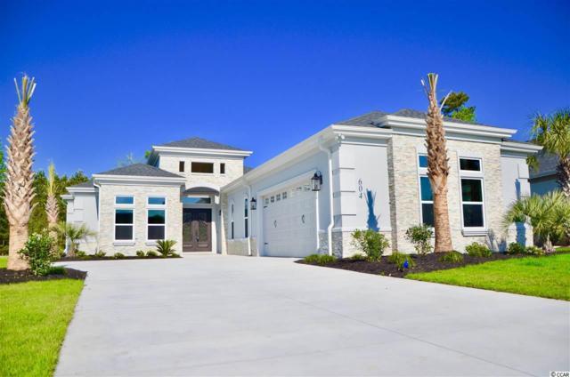 604 Edgecreek Dr., Myrtle Beach, SC 29579 (MLS #1904942) :: The Litchfield Company