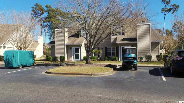 503 20th Ave. N 26B, North Myrtle Beach, SC 29582 (MLS #1905045) :: James W. Smith Real Estate Co.