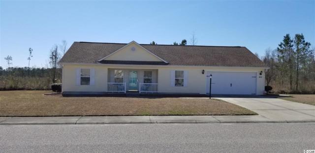 402 Oak Crest Circle, Longs, SC 29568 (MLS #1905142) :: The Litchfield Company