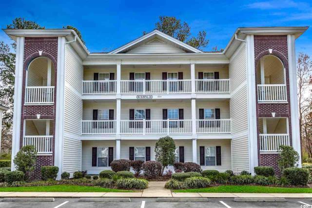 1234 River Oaks Dr. 20-C, Myrtle Beach, SC 29579 (MLS #1905215) :: Garden City Realty, Inc.