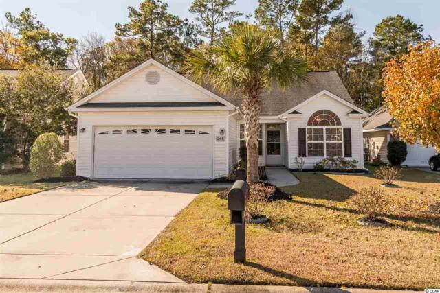 244 Colby Ct., Myrtle Beach, SC 29588 (MLS #1905259) :: The Hoffman Group