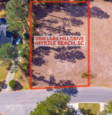 3988 Lark Hill Dr., Myrtle Beach, SC 29577 (MLS #1905408) :: The Hoffman Group