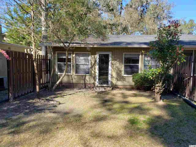 27 Wedgefield Village Rd. #4, Georgetown, SC 29440 (MLS #1905452) :: The Litchfield Company