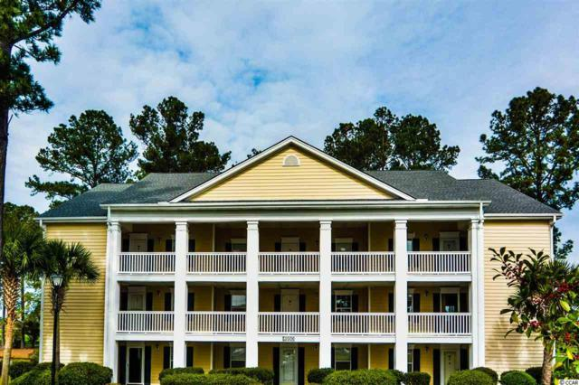 4950 Windsor Green Way #203, Myrtle Beach, SC 29579 (MLS #1905484) :: The Lachicotte Company