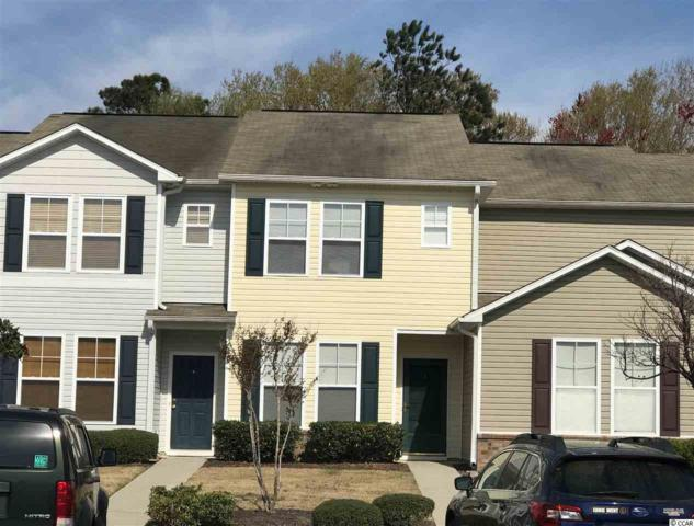 129 Olde Towne Way #5, Myrtle Beach, SC 29588 (MLS #1905537) :: James W. Smith Real Estate Co.